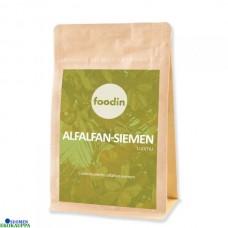 Foodin alfalfan-siemen luomu 400g