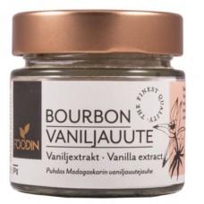 Foodin Bourbon vanilja uutejauhe luomu 50g