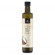 Foodin MCT öljy 100% kookospohjainen 500ml