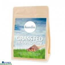 Foodin grass-fed suklaaheraproteiini 500g