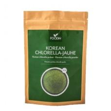 Foodin korean chlorella-jauhe 300g