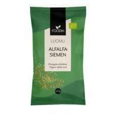 Foodin alfalfa-siemen luomu 200g