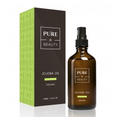 Pure= beauty jojoba öljy 100ml