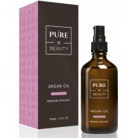 Pure= beauty arganöljy 100ml