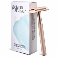 Geisha shaver - ruusukulta