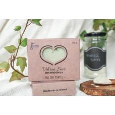 Catteco vihreä savi shampoopala 100g