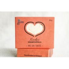 Carita Cosmetiikka shampoopala kookos - täysin tahmaamaton koostumus