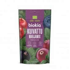 Biokia kuivattu marjamix 50g