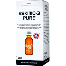 Eskimo-3 Pure Kalaöljy, 210 ML