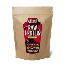 Lifefood raw protein (norm.29,95€) päiväys 2/20 Raakaproteiini Hedelmä Antioksidantti 450g