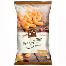 De Rit luomu Maapähkinä snacks 125g