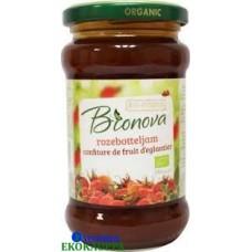 Bionova ruusunmarjahillo luomu 350g