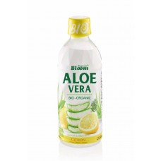 Aloe vera juoma sitruuna luomu 350ml