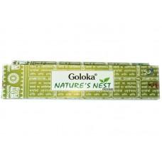 Goloka suitsuke Natures nest