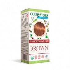 Cultivator´s kasviväri brown