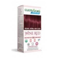 Cultivator´s kasviväri wine red