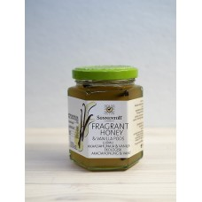 sonnentor vanilja-akaasiahunaja luomu 230g