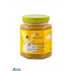 Sonnentor hunaja kuningatarhyytelöllä ja siitepölyllä