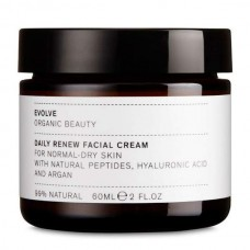 Evolve Uudistava kasvovoide hyaluronihapolla 60ml daily renew facial cream